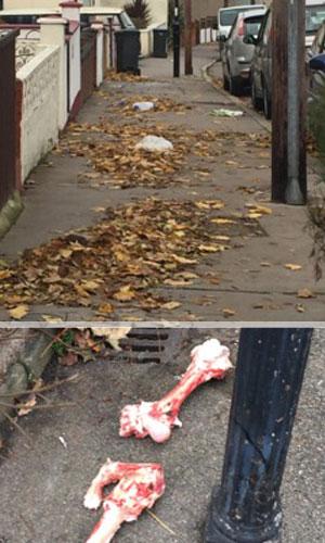 STREET CLEANERS SWAP BROOMS FOR HOOVERS