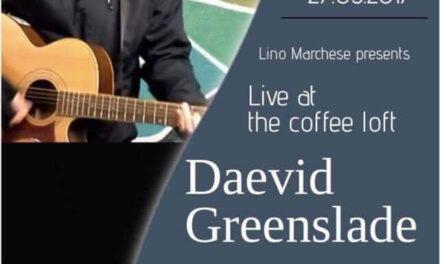 LIVE MUSIC AT COFFEE LOFT