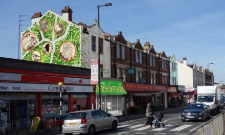 MURAL WORK DUE TO START THIS WEEK