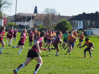 THRILLING FINALE TO RUGBY SEASON