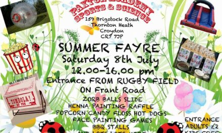 PAXTON ACADEMY SUMMER FAYRE