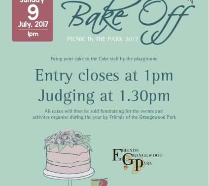 WIN PRIZES IN PARK BAKE OFF AND PHOTOGRAPHY COMPETITIONS