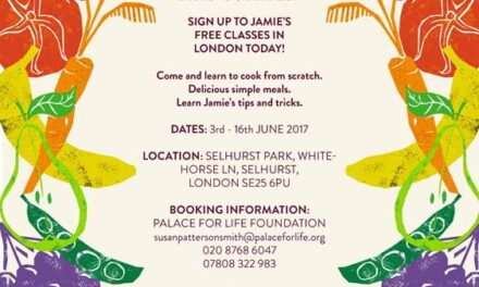 JAMIE OLIVER AND CPFC TEAM UP TO OFFER HEALTHY EATING CLASSES