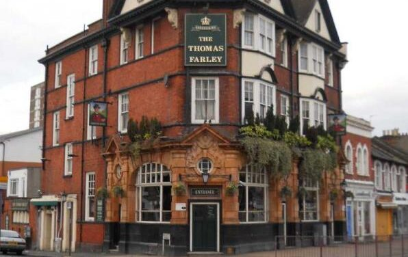 FUTURE OF THE THOMAS FARLEY PUB IN DOUBT