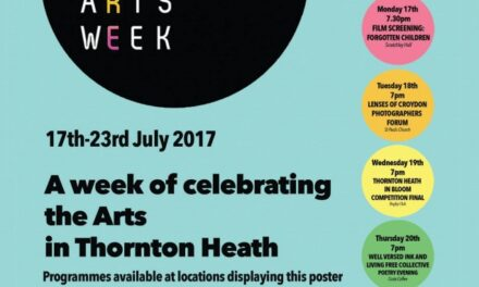 CHECK OUT WHAT'S HAPPENING IN ARTS WEEK