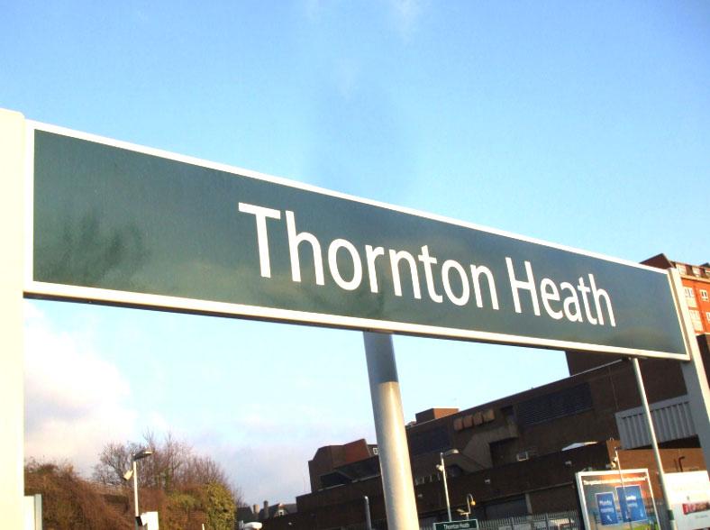 thornton heath station