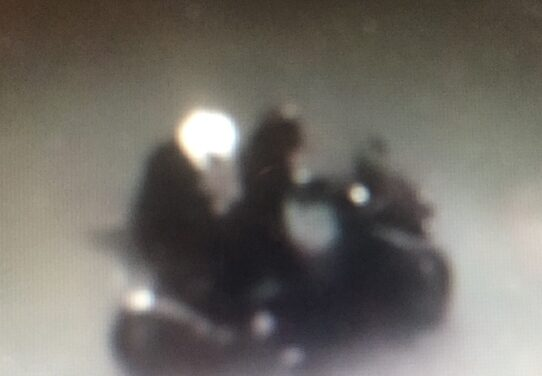 HELP CATCH COWARDLY MOPED MUGGERS