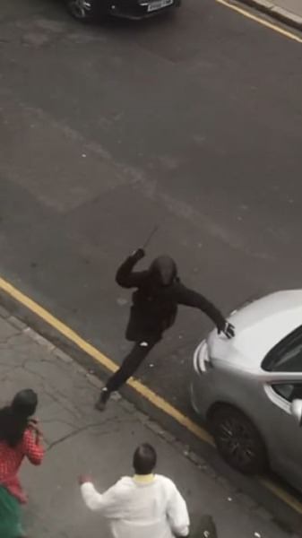 MOPED MUGGING FEATURED ON ONE SHOW
