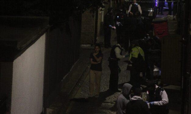 POLICE PROBE TRIPPLE TEEN STABBING