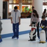 ICE RINK APPEAL REACHES TARGET
