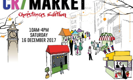 COUNTDOWN TO CR7 CHRISTMAS MARKET