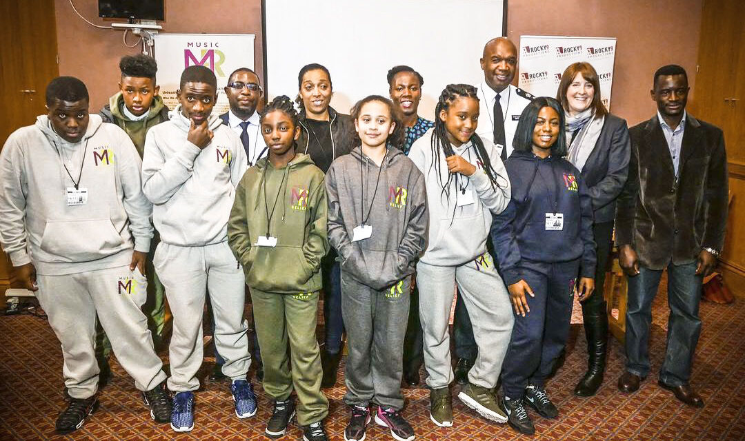 EMPOWERING YOUNG PEOPLE THROUGH MUSIC