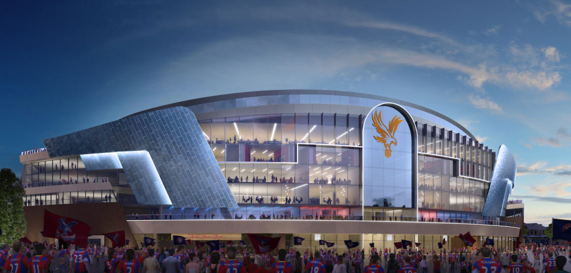 CPFC stadium deal provides up to £1m in community infrastructure
