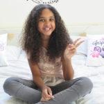 INSPIRING 11-YEAR-OLD WRITES THIRD BOOK!