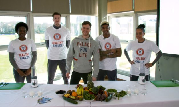 PALACE STARS LAUNCH HEALTH SMOOTHIE CHALLENGE