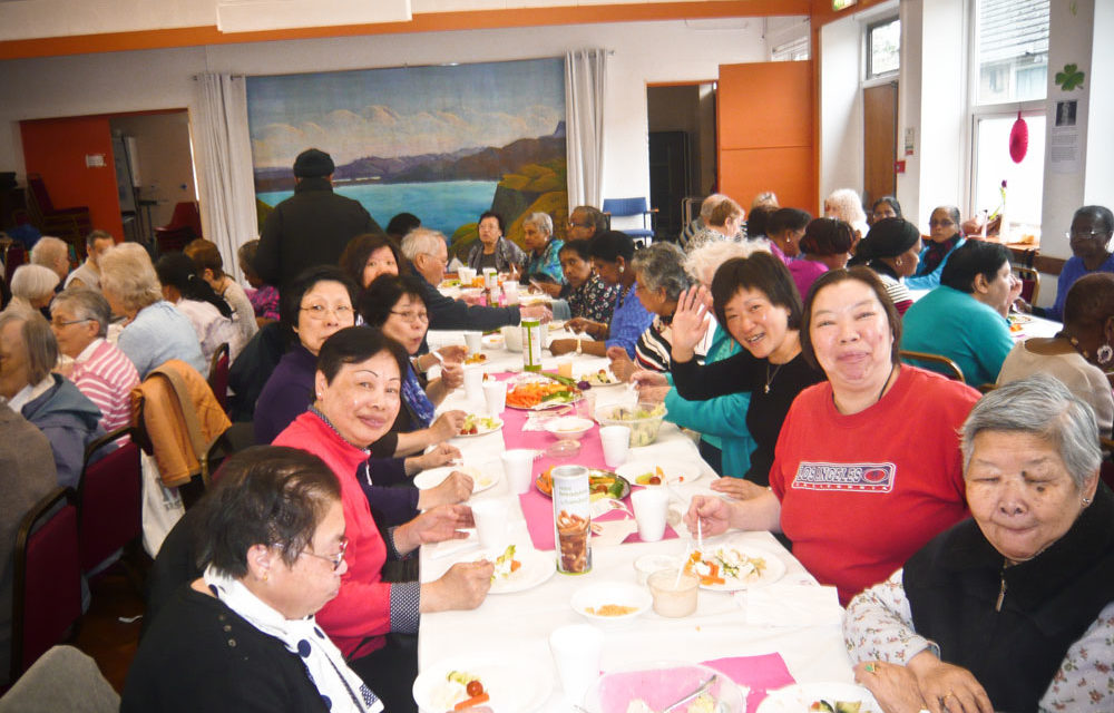 THE HUB HELPING PEOPLE TO LOVE LATER LIFE