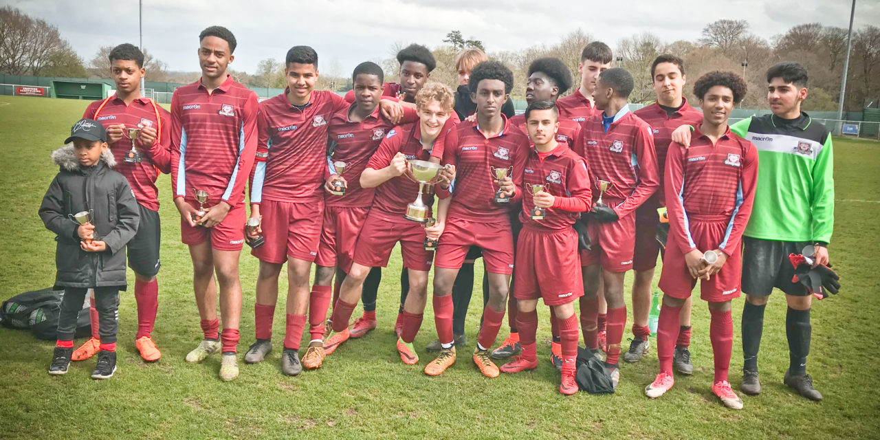 SUCCESS FOR YOUNG RAMS