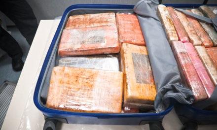 DRUG SMUGGLERS SET UP BUSINESS AT THORNTON HEATH STATION