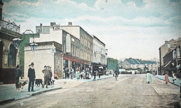 LETTERS DOCUMENT LIFE IN THORNTON HEATH IN THE 19TH CENTURY