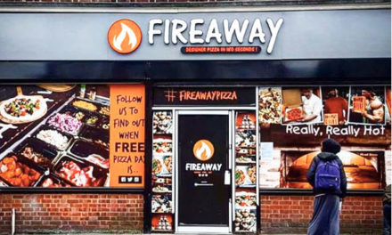 OPENING OFFER AT NEW PIZZERIA