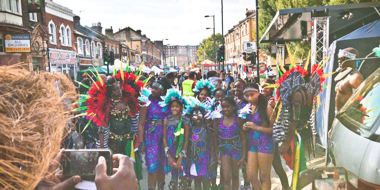 FESTIVAL HAILED 'THE BEST' AS SUN BRINGS OUT CROWDS