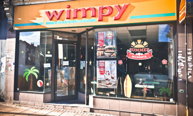 RENT HIKE FORCES ICONIC WIMPY TO SHUT