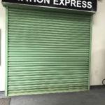 STATION KIOSK CLOSES