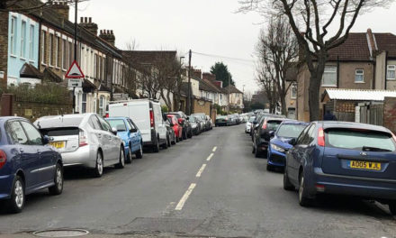 Parking chaos as permits introduced in congested streets