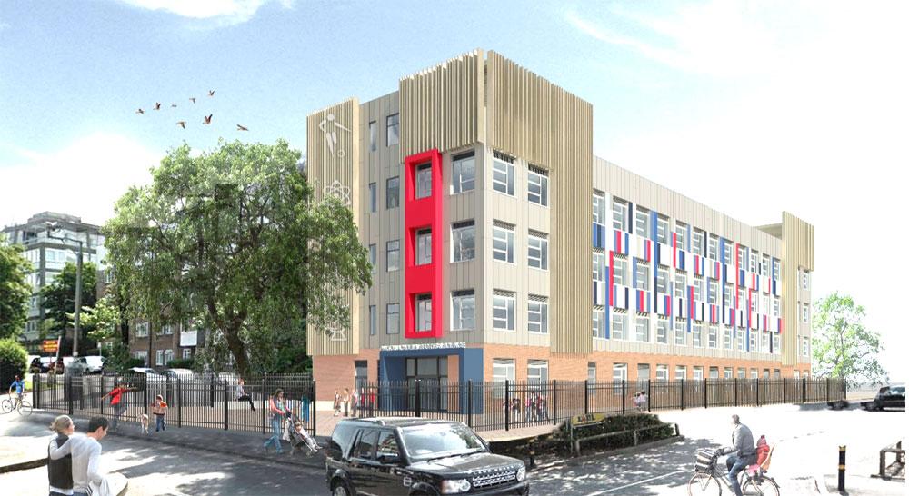Work finally starts on Thornton Heath primary school