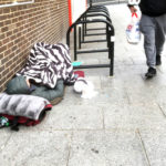 Rough sleepers given shelter at Palace