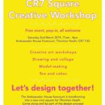 Join workshop with architects designing new square