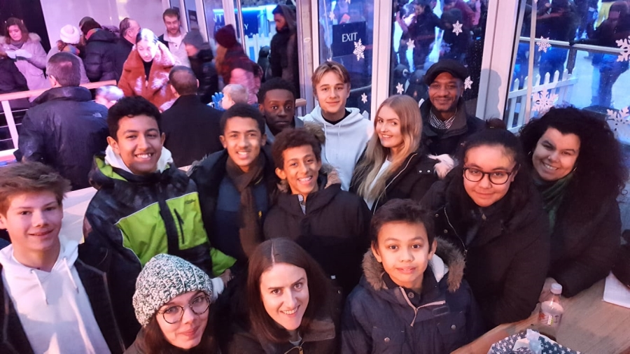 Charity holds Croydon's first youth convention