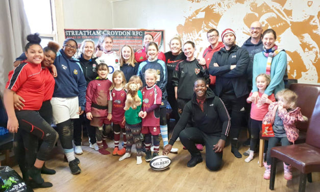 Success for rugby women