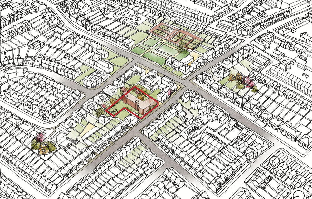 Council flogs of land to developers