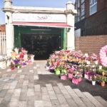 Flower shop closes