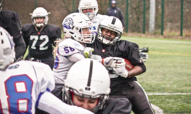 American football giants teaching life skills
