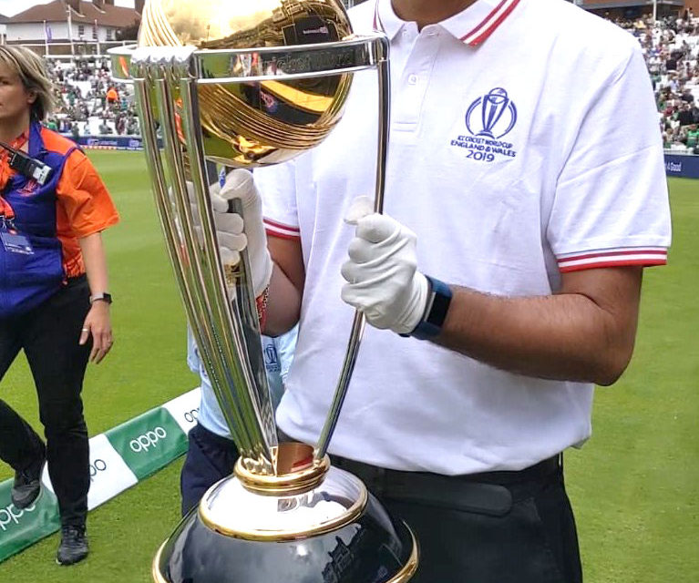 World cup dreams come true for local cricket heroes