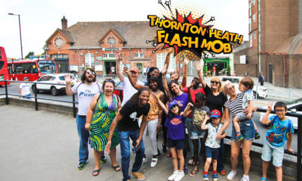 Thornton Heath's Arts Week starts