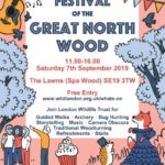 Great North Wood Festival on Saturday