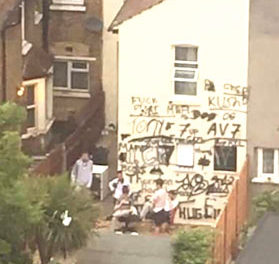 Premiership footballer's house trashed by council tenants