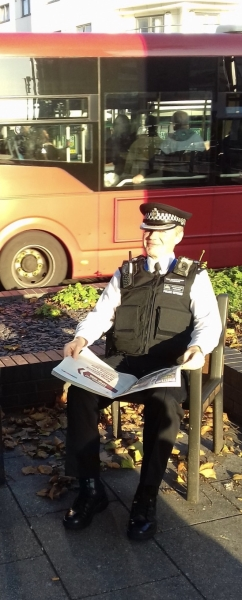 Police chief reclaims seats at Clocktower?