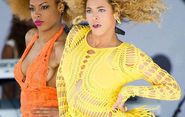Thornton Heath designer dressed Beyoncé