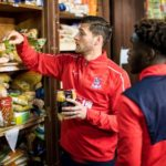 Football club opens its doors to rough sleepers