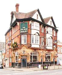 Last roll of the barrel for historic pub