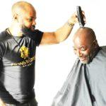 How a hair cut can tackle mental health