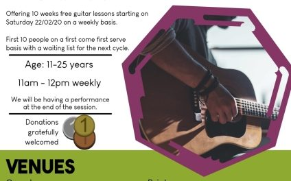 Free guitar lessons