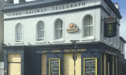 PUBS AND RESTAURANTS HARD HIT