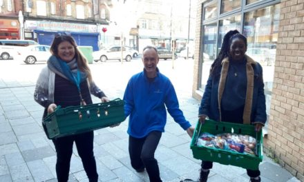 VOLUNTEERS MOBILISE TO GET SUPPLIES TO THOSE 'MOST' IN NEED