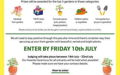 Thornton Heath in Bloom competition launched