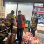 Mcdonald's bacon feeds hungry food bank community